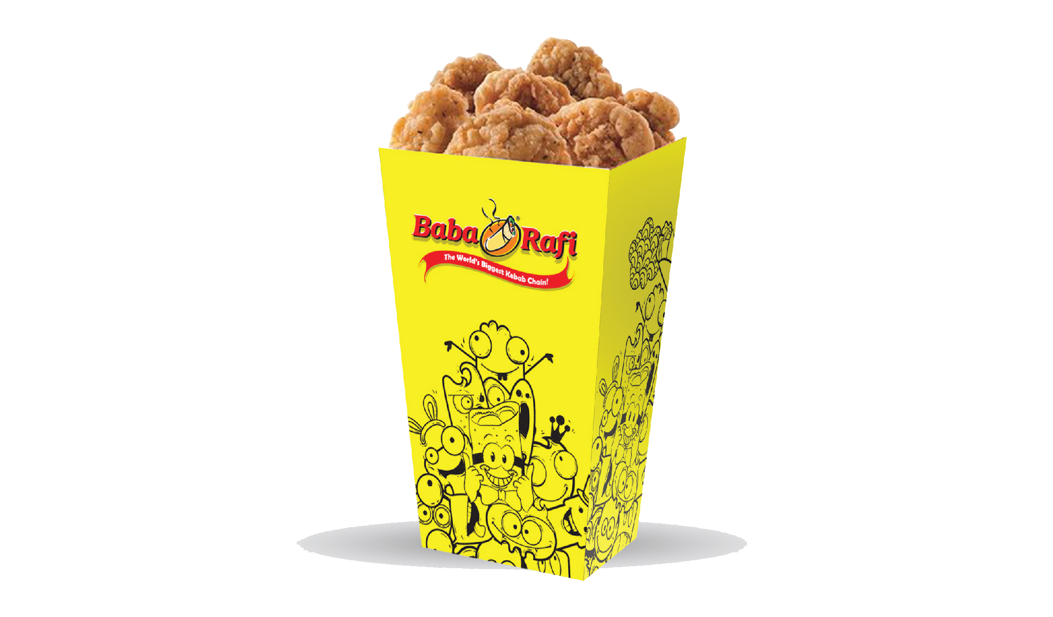 Baba Rafi Frozen Kebab Chicken Harga Terkini Dan Terlengkap Swekiau Babarafi Popcorn